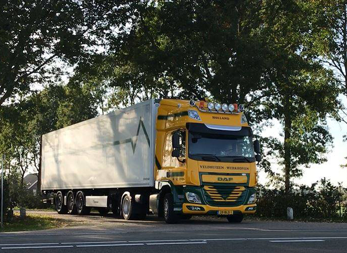 vrachtwagen 7