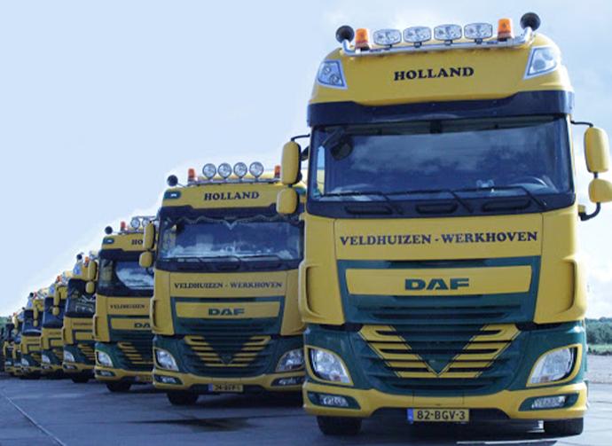 vrachtwagen 8