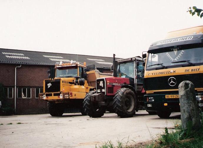 vrachtwagen 9